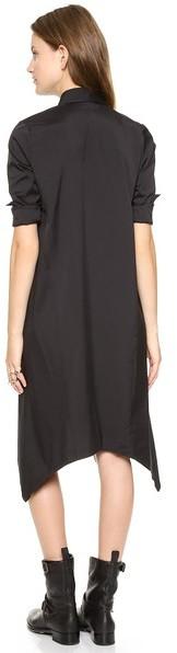 Tess Giberson Split Shirt Dress