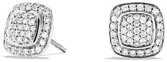 David Yurman Albion Mini Earrings with Diamonds