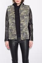 Generation Love Camo Jacket