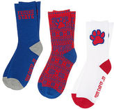 PINK Fresno State University 3-Pack Crew Socks