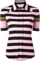 Givenchy striped shirt - women - Viscose - 36