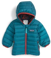 Patagonia Infant Boy's Reversible Down Sweater Hoodie (Baby Boys)