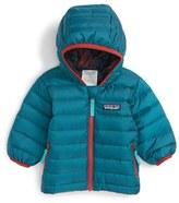 Patagonia Infant Reversible Down Sweater Hoodie (Baby)