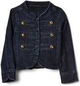 Gap Denim band jacket