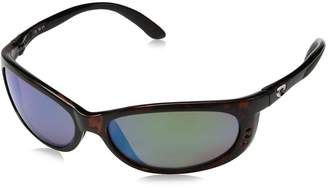 Costa del Mar Unisex-Adult Fathom FA 10 OGMGLP Polarized Iridium Oval Sunglasses