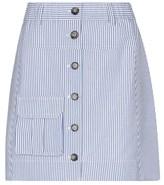 Thumbnail for your product : Ganni Mini skirt
