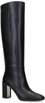 Nicholas Kirkwood Leather Knee-High Boots 85