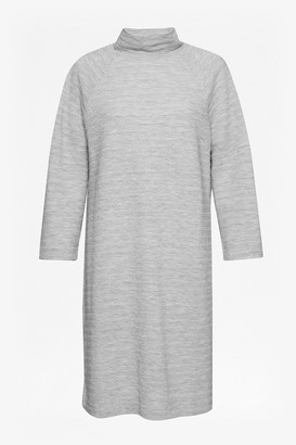 French Connection Lola Sudan High Neck Dress