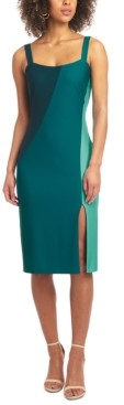 Rachel Roy Colorblocked Sheath Dress