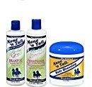 Mane 'N Tail Mane N' Tail Herbal Gro Shampoo + Herbal Gro Condition +Hair Dressing