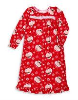 AME Sleepwear Shelf Elf Nightgown
