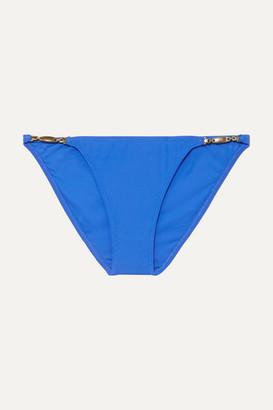 Melissa Odabash Mustique Bikini Briefs - Cobalt blue