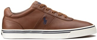 Polo Ralph Lauren Hanford Leather Trainers