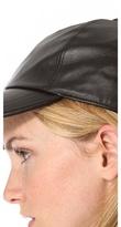 Bop Basics Leather Baseball Hat