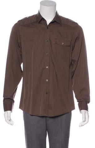 352323e2 Gucci Men's Dress Shirts - ShopStyle