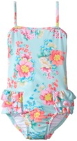 Seafolly Spring Bloom Tube Tank One-Piece (Infant/Toddler/Little Kids)