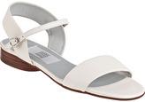 Berenice VANELI FOR JILDOR Sandal White Leather
