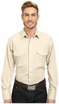 Roper 9844C2 Solid Broadcloth - Tan