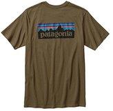 Patagonia P-6 Logo Cotton T-Shirt (Size: L)
