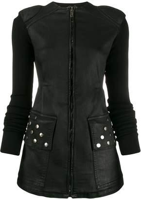 Rick Owens stud detail jacket