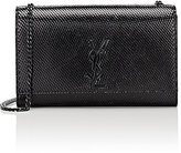 Saint Laurent Women's Monogram Kate Medium Chain Bag-BLACK