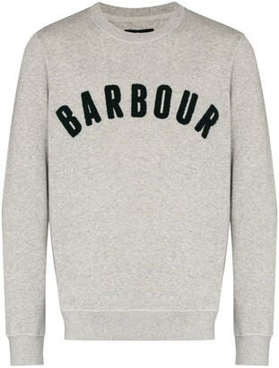 Barbour Prep logo-patch sweatshirt