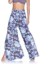 Maaji Watercolor Lagune Cover-Up Pants