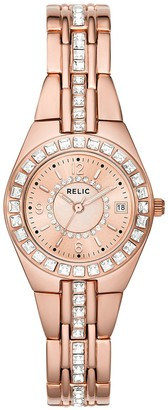 Fossil Relic By Relic by Women's Crystal Watch