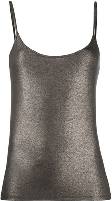 Majestic Filatures Metallic Camisole Top