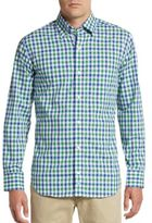 Tailorbyrd Regular-Fit Cambria Gingham Sportshirt