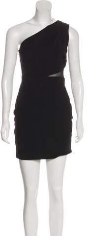 b4ab6d4931e5 Halston Black Cut Out Dresses - ShopStyle