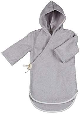 Koeka 1012/50-005 Baby Dressing Gown Venice Smart Silver Grey