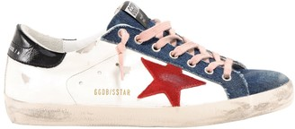 Golden Goose Superstar Classic With List Sneakers
