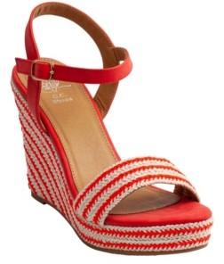 GC Shoes Stella Wedge Sandal Women's Shoes