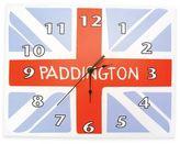 Trend Lab Paddington BearTM Union Jack Clock
