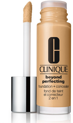Clinique Beyond Perfecting 2-In-1 Foundation & Concealer 30Ml 5.75 Cork (Fair/Light, Warm)