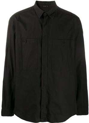 Transit Pocket-Detail Relaxed Shirt