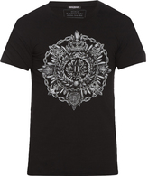 Balmain Medal-print cotton T-shirt