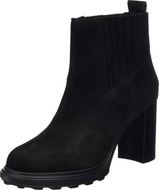 Geox Women's D SALICE HIGH B Ankle Boot