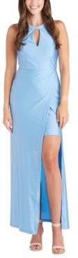 Morgan & Company Juniors' Halter Gown