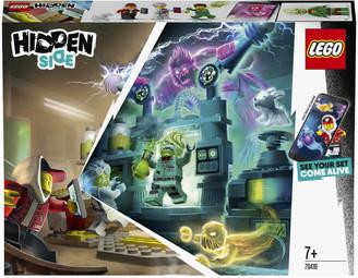 Lego The Hidden Side: J.B's Ghost Lab (70418)