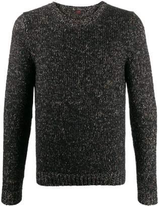 Piombo MP Massimo crew-neck knit jumper