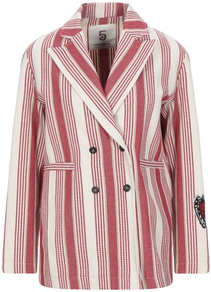 5 PROGRESS Suit jackets