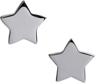 Argentovivo Star Stud Earrings