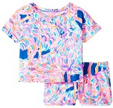 Lilly Pulitzer Mini Dossie Set Girl's Active Sets