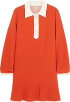 See by Chloe Crepe mini dress