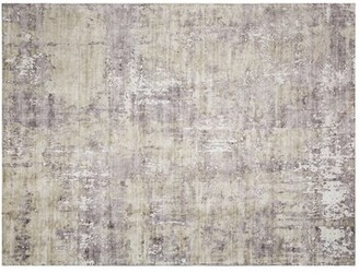 Interlude Preston Hand-Knotted Gray Area Rug Rug Size: 9' x 12'