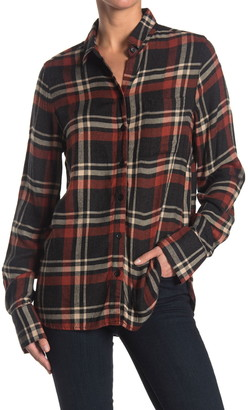BeachLunchLounge Whitney Plaid Shirt