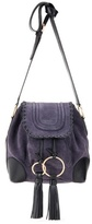 See by Chloe Polly Suede Bucket Bag