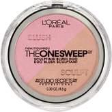 The One Studio Secrets Sweep Sculpting Blush, Posh, Mauve, 0.30 Ounce